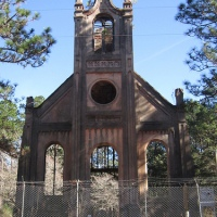 Prince Frederick's Chapel Ruins